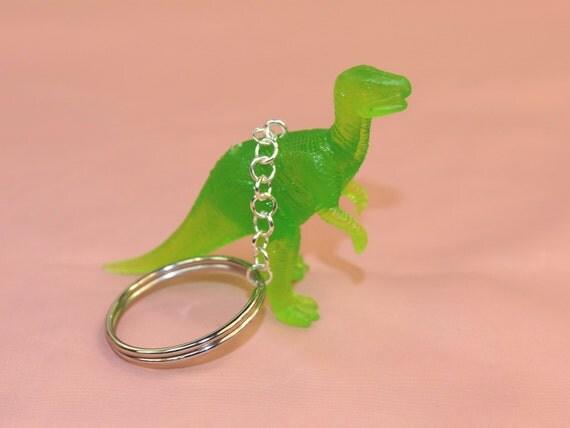 Velociraptor Dinosaur Keychain / Velociraptor Dinosaur Toy Keychain ... Velociraptor Keychain