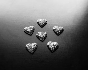 Heart Floating Charm for Floating Lockets-Gift Ideas for Women
