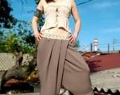 Beauty Lies In The Eyes - Harem Pants Sarouel Afghan Pants Drop Crotch Aladdin Hippie Pants Burning Man Festival Clothing Boho Pants