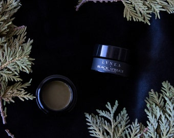 BLACK SPRUCE : Solid Perfume // Forest, Woods, Campfire // All natural and botanical