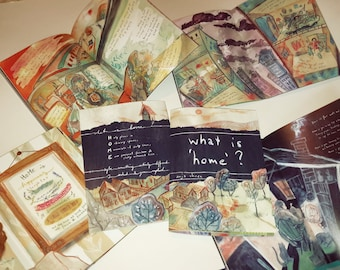 Zine - What is Home?