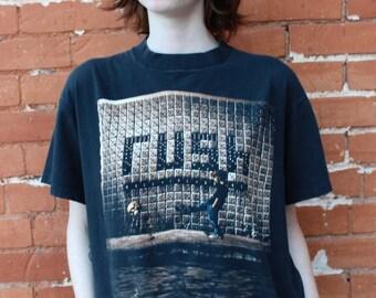 Rush Roll the Bones Album 1991 Original Vintage T-Shirt
