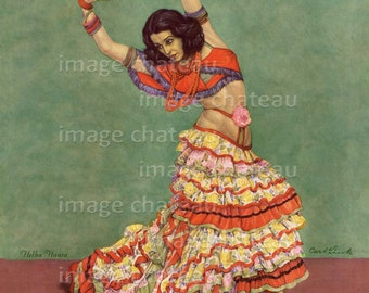 spanish dance essay Carmen amaya is considered by many to be one of the greatest flamenco  dancers who ever lived giving her own definition to the art of flamenco during  the peak  omayra amaya adapted from the essay by robert withers & meira  goldberg.