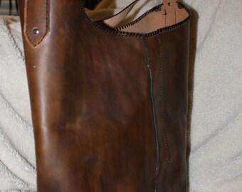 Stout Leather Market Tote Bag