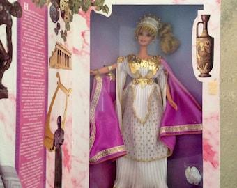 Barbie, Grecian Goddess Barbie, NRFB, 1995