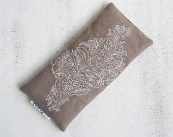 Lavender eye pillow, organic eye pillow lavender, relaxing eye pillow, organic eye pillow, yoga products, eye pillow yoga