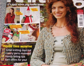 Simply Knitting magazine issue 47