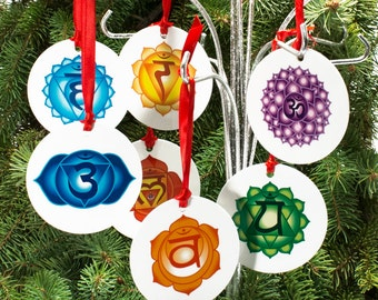 Chakra Ornaments