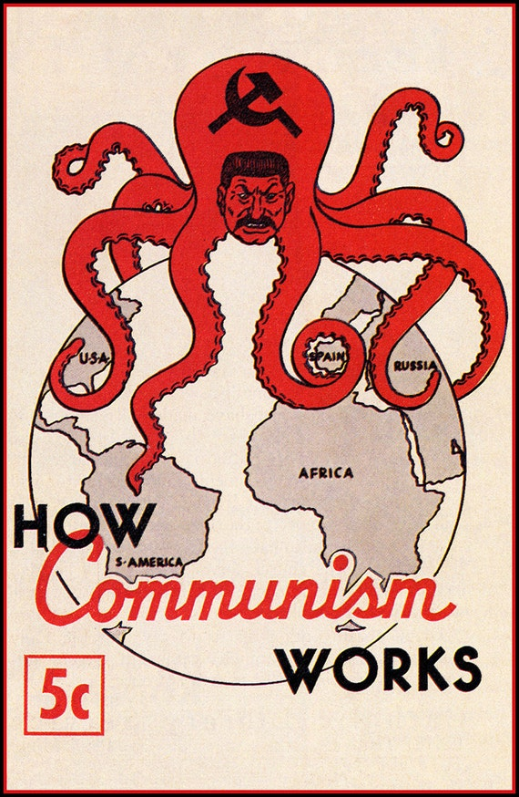 the fear of communism in us The meaning of communism is defined as economic and social system in which all property and resources are collectively owned by a classless society and not by individual citizens - the fear of communism in us introduction.
