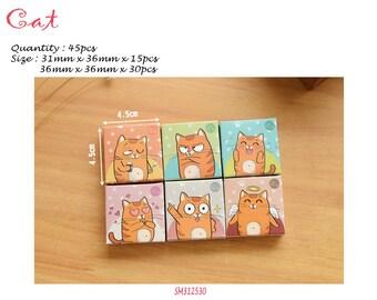 TangSi Cat Sticker Pack SM312530
