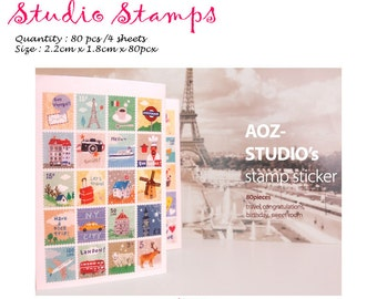 Sticker Studio Stamps SM212629