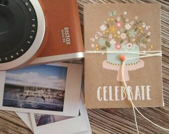 Celebrate Instax Mini Photo Album
