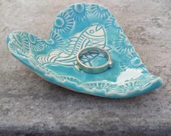 NEW: Jewelry dish, theetip, bonbonschaalje, dish, jewelry dish