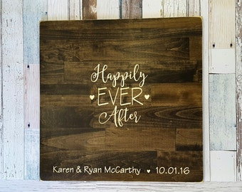 Wood Guestbook, Guestbook Sign, Wedding Guest Book Alternative, Rustic Wedding Engraved Wood Sign