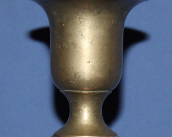 Antique Brass CandleStick Candle Holder