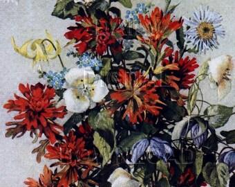 Vintage Loos Watercolor Prints Set of 2, Affordable Fine Art Prints Digital Downloads