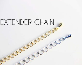 Extender Chain / ADD ON Adjustable chain
