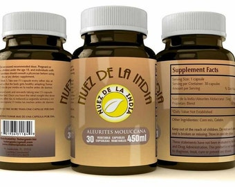 Nuez De La India Fast-Acting All Natural Herbal Weight Loss Supplements for Women