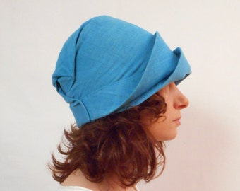 Cap summer blue xs