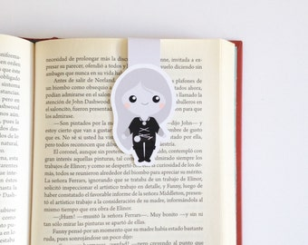 Celaena Magnetic Bookmark