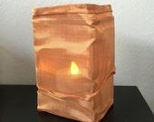 "Copper Mesh ""Luminar..."