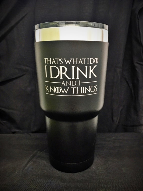 Game Of Thrones Tumbler Ozark Trail Etched Game Of Thrones