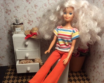 Vintage Totsy by Mattel // Totsy vintage doll // Vintage Mattel doll // 80s