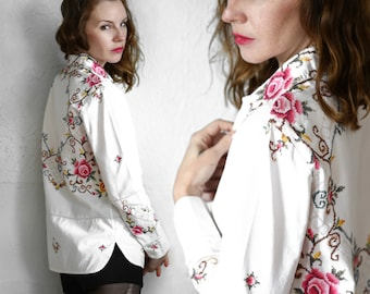 SALE - WOW Embroidered Shirt