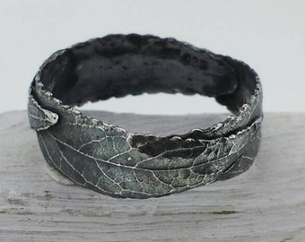 Three Leaf Ring