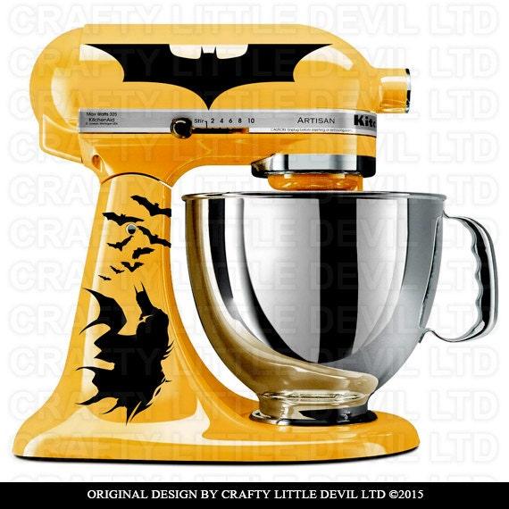 Batman Mixer Decalrhetsy: Batman Kitchen At Home Improvement Advice