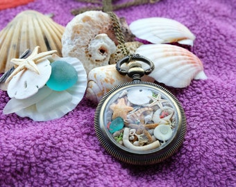 Unique necklace for women - Ocean gifts - Unique necklace - The Lost Treasure Collection