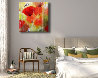 Canvas Wall Art, Living Room Wall Art Oil Painting, Bedroom Wall Decor,  Decorative Part 40