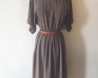 Asymmetrical Line Dress