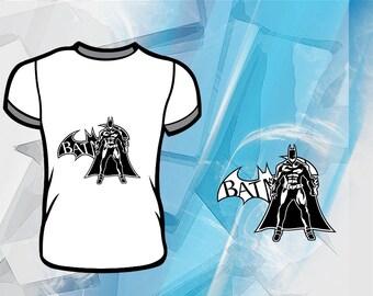 Batman T-Shirts (DC Comics Series)