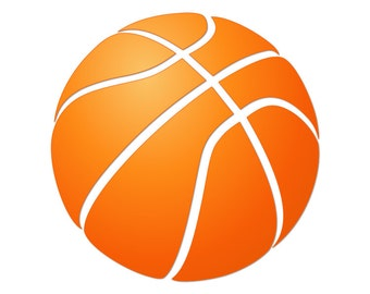 Basketball svg - Basketball svg files - SVG files for Cricut - Basketball clipart - Basketball cut file - Basketball vector - SVG files