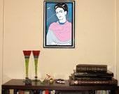 "Frida Nagel 11""w x 17""h Print"