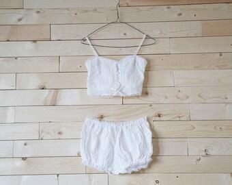 Dakota - cute lingerie camisole set.
