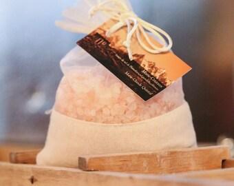 Bath salt pink Himalayan 1 Kg
