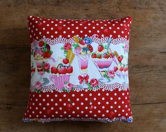 Sundae Cushion