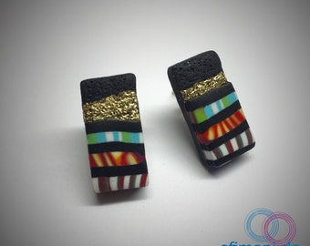 "Earrings ""Beach"""