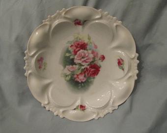 Vintage Victoria Austria shallow serving/ salad bowl