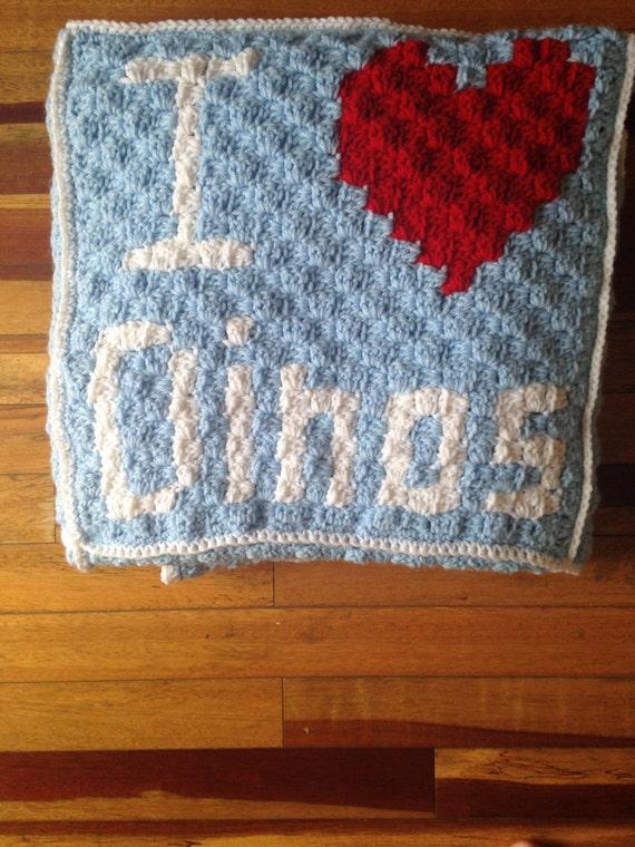 Dinosaur Blanket, Crochet Pattern, DIY Crochet, Dinosaur ...