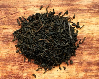 Lapsang Souchong Loose Leaf Full-Bodied Smoked Tea