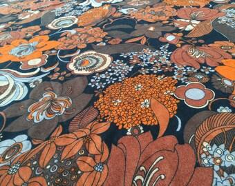 German vintage fabric 80cmx90cm