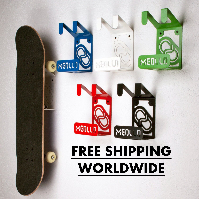 Skateboard Shelf wall skateboard rack / skateboard shelf / skateboard hanger /