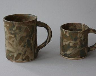 Camouflage Coffee Mugs