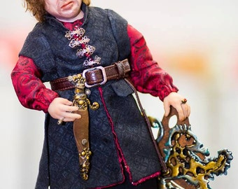 OOAK, Tyrion Lannister Game of Thrones