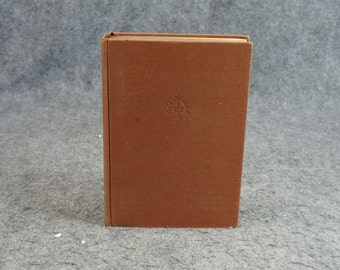 The Summin Up By W. Somerset Maugham C. 1938.