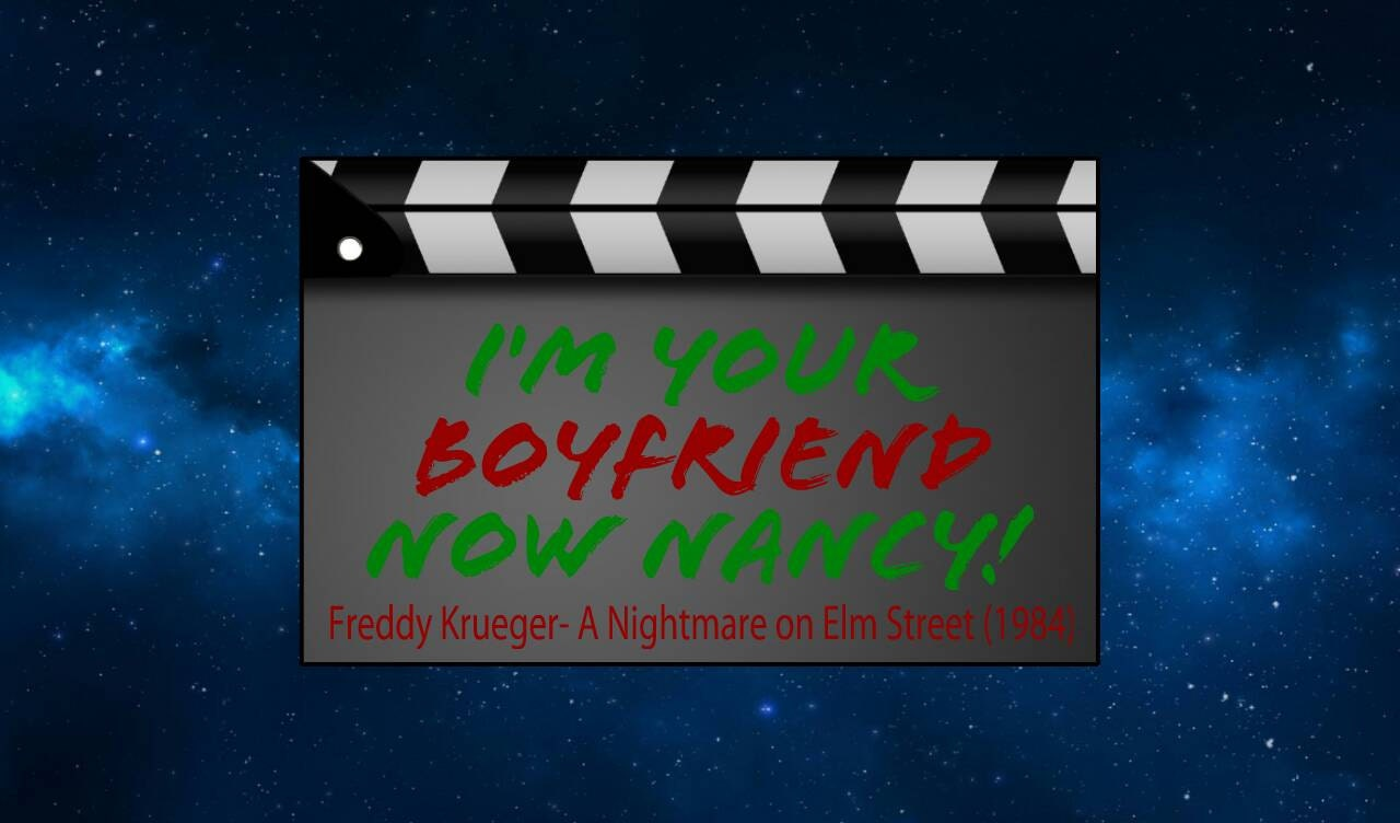 Nightmare On Elm St Quotes: Freddy Krueger Quote Fridge Magnet. Nightmare On Elm Street