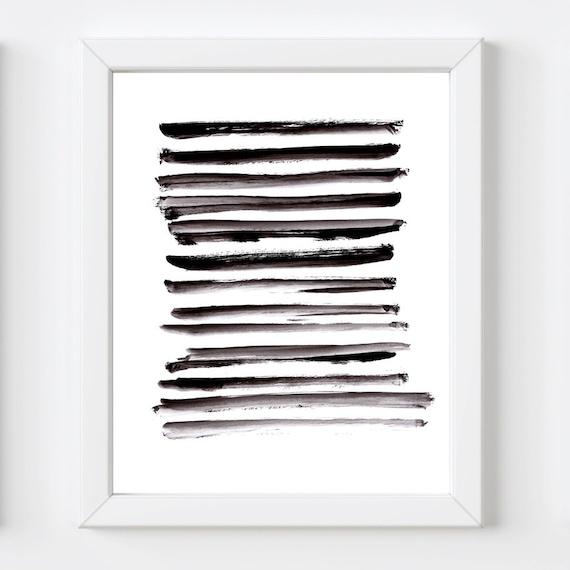 Minimalist print wall art modern art print minimalist art for Modern minimalist wall art